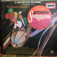 LP Argentino De Artistas Varios El Gran Cohete Del Buen Humor Año 1969 - Sonstige - Deutsche Musik