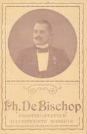 CPA Circus Ph. De Bischop PRESTIDIGITATEUR ILLUSIONISTE MODERNE - Circus