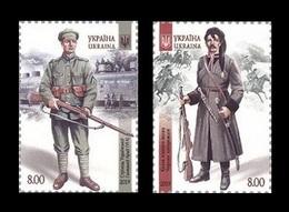 Ukraine 2019 Mih. 1807/08 Armed Forces Of The Ukrainian Revolution MNH ** - Ukraine