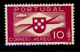 ! ! Portugal - 1936 Air Mail 10$00 - Af. CA 07 - MH - Neufs