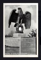 T282-GERMAN EMPIRE-PROPAGANDA POSTCARD NSDAP.Reichsparteitag NURNBERG..WWII.DEUTSCHES REICH.POSTKARTE.carte Postale - Allemagne