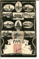 75010 PARIS Fantaisie - Publicité De L'Hôtel D'Autriche, 37 Rue D'Hauteville - Arrondissement: 10