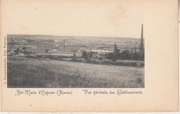 Ste-Marie D' Oignies (Aiseau) - Vue Générale Des Etablissements - Edit. C. Duculot-Roulin, Tamines - Aiseau-Presles