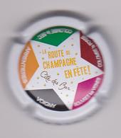 Capsule Champagne ROUTE DU CHAMPAGNE 2009( 39 ; Polychrome ) 8€ {S43-19} - Zonder Classificatie
