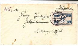 Germany / Ukraine / Feldpost / Military Mail Labels / Cinderellas / Spoofs - Germany
