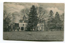CPA 36 / GUILLY   Château De La Chênaie   VOIR  DESCRIPTIF  §§§ - Andere Gemeenten