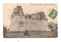 Environs De Limoges-Château De La Pinsonnie -- (D.1320) - France