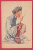 China / Chine - Le Notable Par L'illustrateur A. Joyeux( See Always Reverse ) - Chine