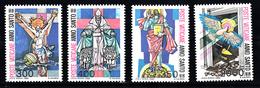 Vatican 1983 Mi Nr  816 - 819 Heilig Jaar - Ongebruikt