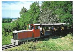 Saint Lieux Les Lavaur Le Train Sort Du Bois De La Garrigole Publication ACOVA-CFTT Toulouse N° 30 Cliché F. Saussède - Autres Communes