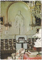 46. Gf. LABASTIDE-MURAT. Statue De Joachim Murat, Roi De Naples, Dans Le Salon Du Château - Other Municipalities