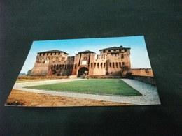 CASTELLO CASTLE  CHATEAU SCHLOSS  SONCINO EDIFICATO DA GALEAZZO MARIA SFORZA 1473 - Castelli