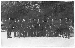 GENDARMERIE BELGE : Un Peloton De Gendarmes D'avant-guerre - Régiments