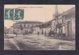 Vente Immediate Brillon En Barrois (55) Mairie Et Grande Rue ( Animée ) - France