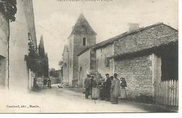 Ac14/     16    Saint-ciers             Place De L'église     (animations) - Other Municipalities