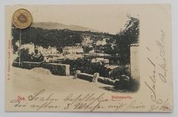 Ika, Hafenpartie, Kroatien, Abbazia, 1901 - Kroatien