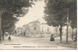 Ac14/     16    Ruelle Sur Touvre     Route De Limoges & Du Bourg         (animations) - Other Municipalities