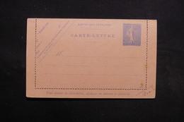 FRANCE - Entier Postal Type Semeuse Non Circulé -  L 31640 - Postal Stamped Stationery