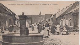 VOSGES - LIFFOL Le GRAND -  La Gravière Et La Fontaine - Liffol Le Grand