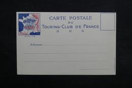FRANCE - Carte Postale Du Touring Club De France Patriotique -  L 31641 - Patriottisch