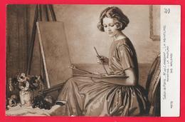 SALON DE PARIS -  LAMBERT LA PEINTURE - Pittura & Quadri