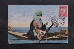 TURQUIE - Carte Postale - Femme De Smyrne -  L 31656 - Turquie