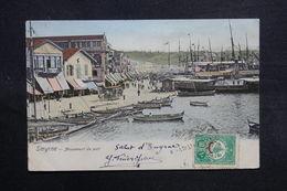 TURQUIE - Carte Postale - Smyrne - Mouvement Du Port -  L 31657 - Turquie