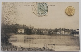 Boitsfort,.... De La Hulpe, Boschvoorde, 1910 - Watermael-Boitsfort - Watermaal-Bosvoorde