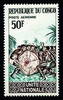 Congo (Brazzaville) Nº A-30 Nuevo - Congo - Brazzaville