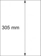 Lindner Blankoblätter 802112 (1VE) 10 Blätter Neuware ( - Albums & Reliures
