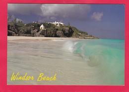 Modern Post Card Of Windsor Beach,Tuckers Town,Bermuda,,L59. - Bermuda