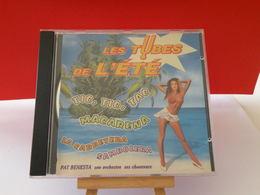 Les Tubes De L'été - (Titres Sur Photos) - CD Macarena - Compilations