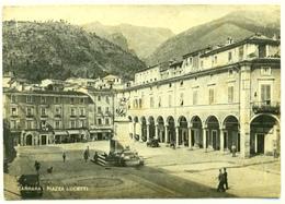CARRARA - Piazza Lucetti - Carrara