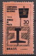 Brazil MNH Stamp - Factories & Industries