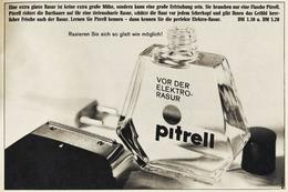 Original-Werbung/ Anzeige 1964 - PITRELL RASIERWASSER - Ca. 230 X 160 Mm - Pubblicitari