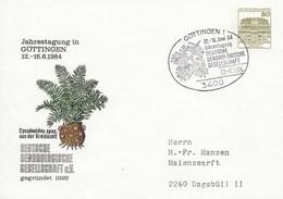 PU 117/129  Jahrestagung In Göttingen 1984 - Deutsche Dendrologische Gesellschaft E.V., Göttingen 1 - BRD