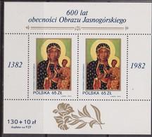 Polonia - 1982 Art  MNH - 1944-.... Repubblica