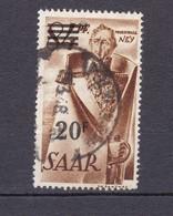Saarland - 1947 - Michel Nr. 237 - Gest. - 28 Euro - 1947-56 Allierte Besetzung