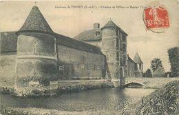 0134 * Chateau De Villiers Le Mahieu - Francia
