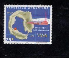 782321831 1998 SCOTT 2012 POSTFRIS  MINT NEVER HINGED EINWANDFREI  (XX) - DECEPTION ISLAND BASE ANTARCTICA 50TH ANNIV - Argentine