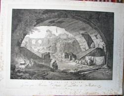 PDGL. 24. Vue Du Pont De Sphinx Gravé Par Martini D'après Hubert Robert. - Estampes & Gravures