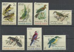 NORFOLK YVERT  116/22   MNH  ** - Isla Norfolk