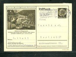 Deutsches Reich / 1935 / Bildpostkarte > WILDBAD IM SCHWARZWALD, Masch.-Stempel Nuernberg (17380) - Deutschland