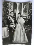 CPSM - Monaco - Le Prince Rainier III Et La Princesse Grace - Palais Princier