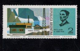 782325899 1975 SCOTT 1067 - 1071 POSTFRIS  MINT NEVER HINGED EINWANDFREI  (XX) - PIONEERS OF ANTARCTICA - Argentine