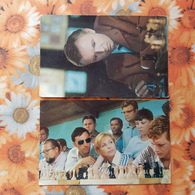 "2 PCs Lot - JEU - ECHECS - CHESS - ECHECS - Myagkov  In The Movie ""Grandmaster"".  OLD USSR PC 1973 - Ajedrez"