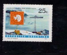 782326742 1973 SCOTT 973 POSTFRIS  MINT NEVER HINGED EINWANDFREI  (XX) - ADM BROWN STATION MAP OF ANTARCTICA - Argentine