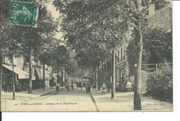 Ivry-sur-Seine-Avenue De La République - Ivry Sur Seine