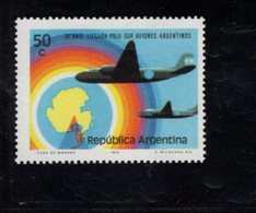 782327822 1973 SCOTT 999 POSTFRIS  MINT NEVER HINGED EINWANDFREI  (XX) - DC-3 PLANES OVER ANTARCTICA - Argentine