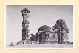 Kirti Stambh (Tower Of Glory) To The Jain Religion And Jain Temple At Chittorgarh, Rajasthan, India, Lot # IND 707 - India